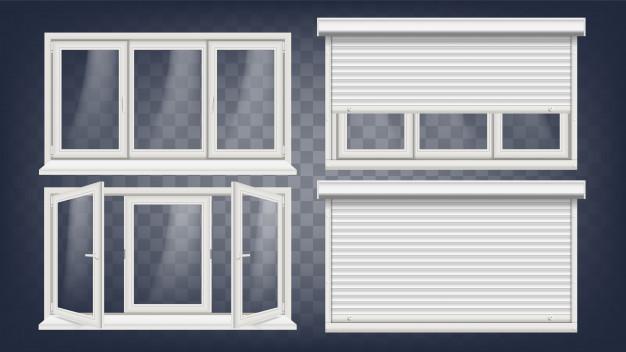 PVC okna cenik